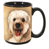 Cavapoo Coastal Coffee Mug Cup www.SaltyPaws.com