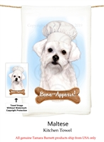 Maltese Flour Sack Kitchen Towel