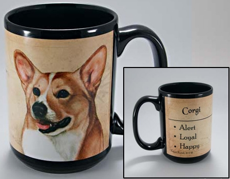 corgi coastal coffee mug cup www saltypaws com