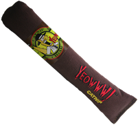 Cat Toy Catnip Yeowww Cigar at SaltyPaws.com