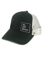 No Dog Left Behind Hat Rescue Cap