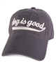 Dog is good Embroidered Hat Cap,Hat for Dog Lovers