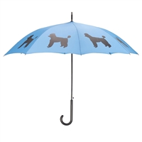 Poodle Umbrella at SaltyPaws.com