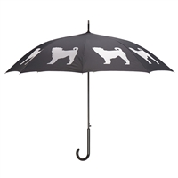 Pug Umbrella at SaltyPaws.com
