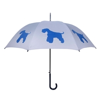 SchnauzerUmbrella at SaltyPaws.com