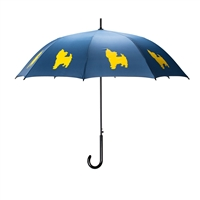 Yorkshire Terrier Umbrella at SaltyPaws.com