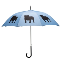 Bulldog Umbrella at SaltyPaws.com