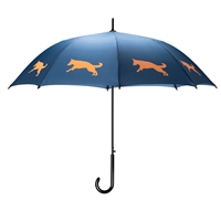 German shepherd Umbrella at SaltyPaws.com