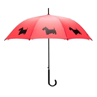 Scottish Terrier Umbrella at SaltyPaws.com