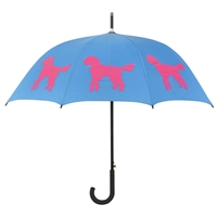 Goldendoodle Umbrella at SaltyPaws.com