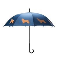 Cocker Spaniel Umbrella at SaltyPaws.com