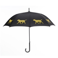 Labrador Retriever Umbrella at SaltyPaws.com