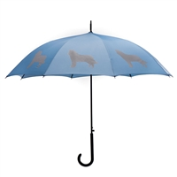 Siberian Husky Umbrella at SaltyPaws.com