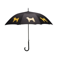 Shiba Inu Umbrella at SaltyPaws.com