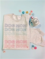 Sweatshirt Rainbow Mom