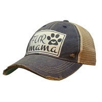 Fur Mama Cap Hat