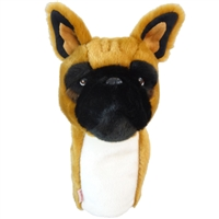 French Bulldog Golf Club Headcover at SaltyPaws.com