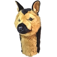 German Shepherd Golf Club Headcover at SaltyPaws.com