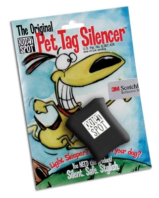 Pet Tag Silencer