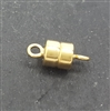 14k gold filled magnetic clasp 4.5mm