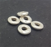 Hilltribe rustic washer disk donuts st. silver (10)