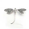 dragonfly pendant st. silver