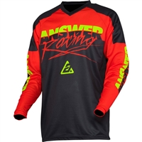 Answer Racing Youth Syncron Pro Glow Jersey