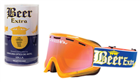 Beer Optics Corona Snow Goggles