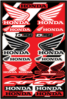 DCor Visuals Honda Sticker Sheet