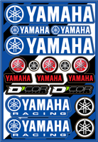 DCor Visuals Yamaha Sticker Sheet