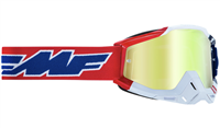 FMF Powerbomb USA Mirrored Goggles