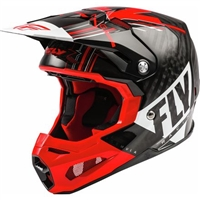 Fly Formula Carbon Vector Helmet
