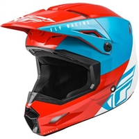 Fly Kinetic Straight Edge Helmet