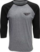 Fly Racing Art 3/4 Sleeve Tee