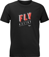 Fly Racing Boy's Dimension Tee