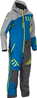 Fly Racing Cobalt Snow Bike Monosuit Shell