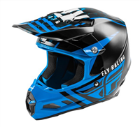 Fly Racing F2 Carbon Granite Helmet
