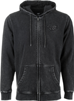 Fly Racing Snow Wash Hoodie