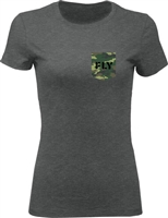 Fly Racing Women's Camo Tee