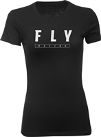 Fly Racing Womens Logo Tee