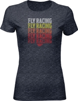 Fly Racing Womens Nostalgia Tee