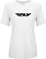 Fly Racing Womens Origin Corp Tee