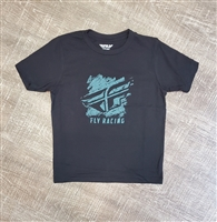Fly Racing Youth Crayon Tee