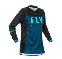 Fly Racing Youth Girls Lite Jersey