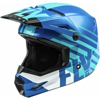 Fly Racing Youth Kinetic Helmet Thrive