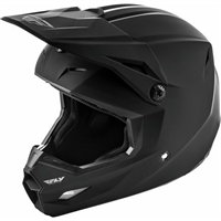 Fly Racing Youth Kinetic Solid Helmet