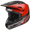 Fly Racing Youth Kinetic Straight Edge Helmet