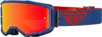 Fly Racing Zone Moto Goggles
