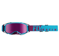 Fly Racing Zone Pro Moto Goggles