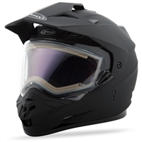 GMax 11S Helmet w/ Electric Shield Helmet